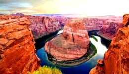 Amazing natural wonders of the world: Grand Canyon