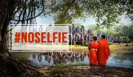 Whoa! No selfies, no revealing clothes at Cambodia's Angkor Wat