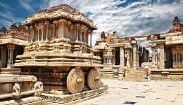 How to travel from Bangalore to Hampi by road
