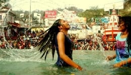 Lakhs take holy dip at Sangam in Haridwar