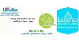 Third edition of Lucknow Literary Festival commences today