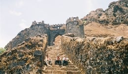 Forts near Pune known for their historical significance