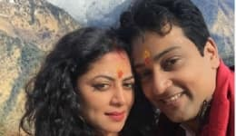 Photos of Kavita Kaushik tying the knot in an outdoor wedding in Uttarakhand are simply stunning!