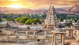 This video captures the beauty of the ruins of Hampi like no other!