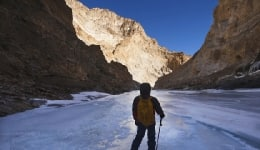 Chadar Trek images that will make you want to hit the ice road in Ladakh