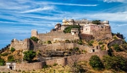 Udaipur forts and palaces that capture its history