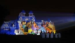 Light and Sound show at Delhi