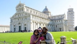 This unbelievable story of an Indian couple that visited 15 countries in one year with their six-month-old baby!
