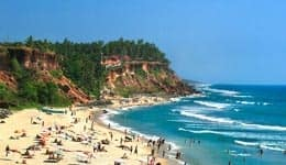 Varkala photo tour – A walk through the serene coastal town of Kerala