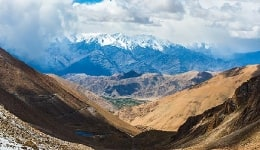 Captivating pictures of Chang La Pass in Ladakh