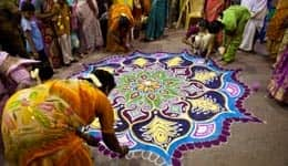 Festival of Cradle in Madurai