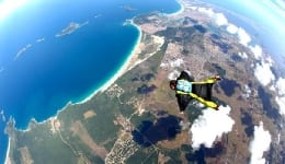 5 destinations in India to enjoy skydiving