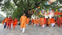 Lumbini festival