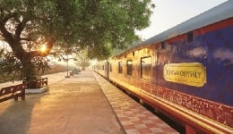 India's most luxurious train Deccan Odyssey launches 2017 companion scheme with 50 percent discount