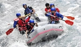 All you need to know about river rafting in Kolad this monsoon