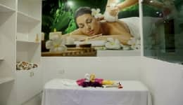 Guess what! Kochi's Aster Medcity hospital now has a Beauty Spa too!