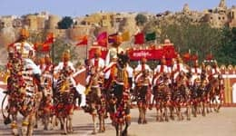 Diwali Festival in Jaisalmer
