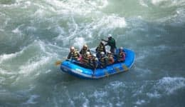 River Rafting in Gangtok