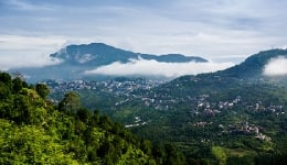 Shimla photos in May: Here's how the famous hill station in Himachal Pradesh looks during summer