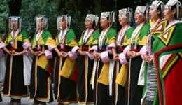 Drupka Teshi Festival in Dharmsala