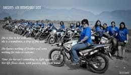 The Bikernis – a cool gang of Indian biker women cutting through the wind