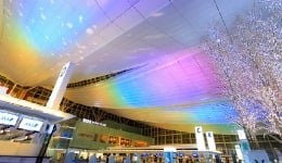 10 most gorgeous airports which you must visit at least once in your lifetime