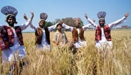 Baisakhi Festival in Chandigarh