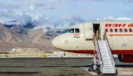 Air India restarts flights between Chandigarh and Leh after 12 years