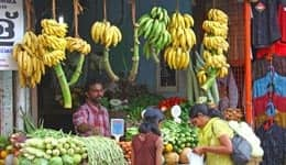 Shopping in Varkala