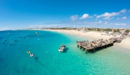 Stunning photos of Cape Verde, a country that offers visa on arrival to Indians