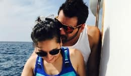 Photos of Shabir Ahluwalia and Kanchi Kaul holidaying in Maldives will put a smile on your face