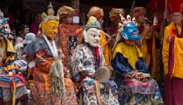 Hemis Festival 2017: Photos of Hemis Festival in Ladakh will leave you awestruck