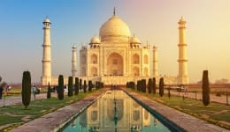 Top 15 places to visit in India