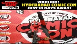 Get Your Comic (C)On In Hyderabad This September
