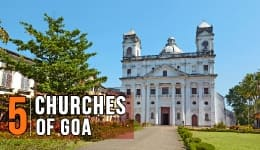Churches of Goa: 5 Churches in and around Panaji to usher in the Yuletide spirit