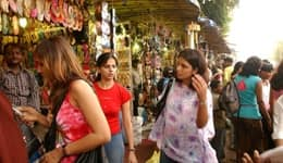 Shopping in Lonavala