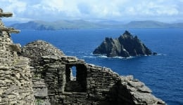 Skellig Michael: Interesting facts about the stunning Irish island featured in Star Wars The Force Awakens