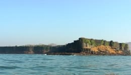 Sea forts of Maharashtra that you must visit