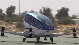 Dubai may have flying taxis starting this July! Wait, what?!