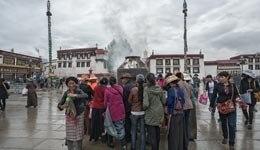 Losar Festival in Leh