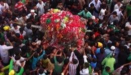 Muharram Festival in Lucknow