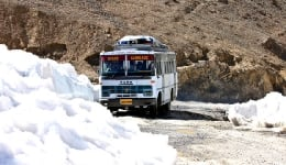 6 things you need to remember if you're taking the Delhi-Leh bus!