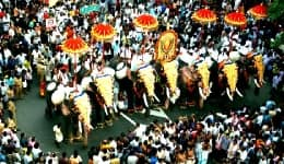 Thrissur Pooram photos: Get ready for the festivities of Thrissur Pooram 2017!