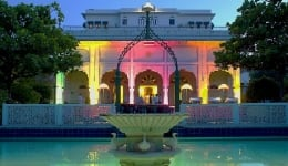 Jaipur Literature Festival 2017 venue: 10 splendid photos of Hotel Diggi Palace where JLF takes place