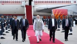 Narendra Modi in Sri Lanka: Indian Prime Minister announces Varanasi-Colombo direct flights from August 2017