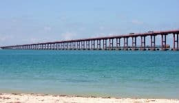 Pamban Bridge ready to be repaired by the Indian railways to reduce traffic issues