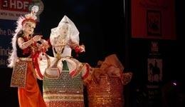 Leela Festival in Imphal