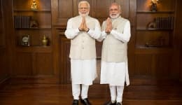 Madame Tussauds just revealed its wax replica of Narendra Modi and it looks shockingly real!