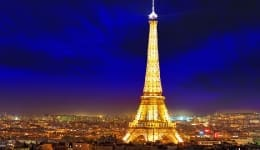 Guess what's the new addition to Paris' iconic Eiffel Tower!