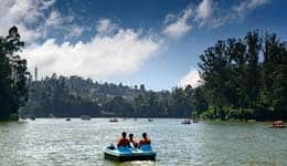 Boating in Nilgiris